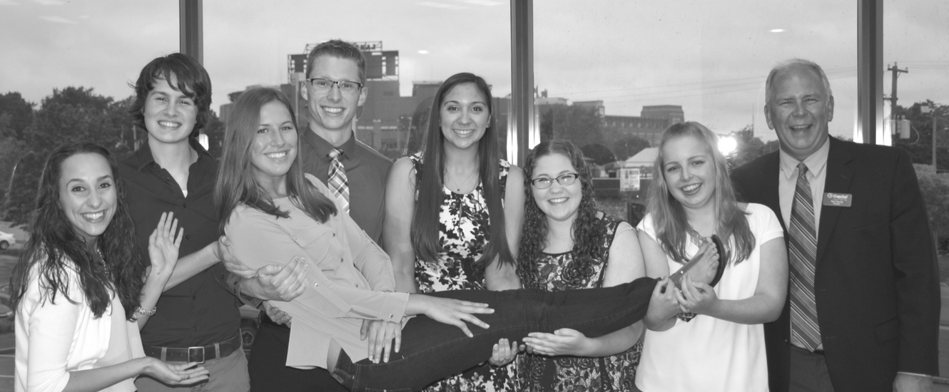 Photo of 2015 Capital Credit Union Scholarship Winners